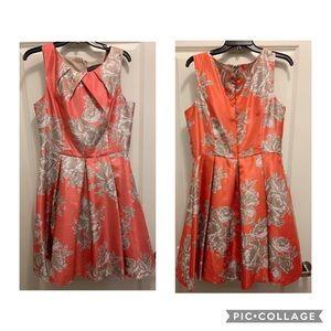 Jessica Howard Coral Dress